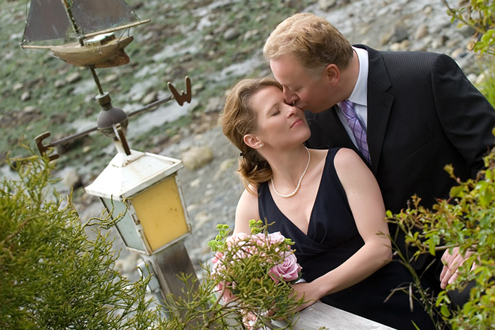 Capturing memories of your special day