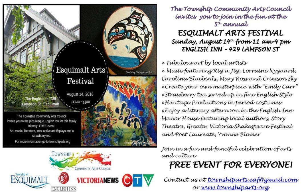 Esquimalt Arts Festival