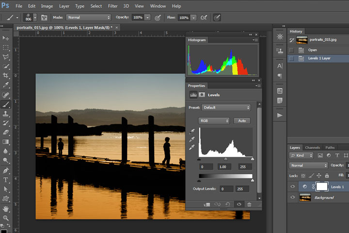 Learn the basics and advanced techniques of Adobe Photoshop and Lightroom in Victoria BC