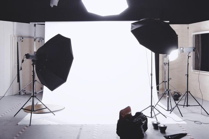 Studio lighting lessons in Victoria BC